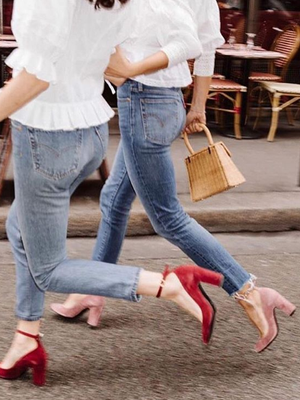 The Comfortable Heels to Pair With Your Favourite Jeans and T-Shirt This Summer