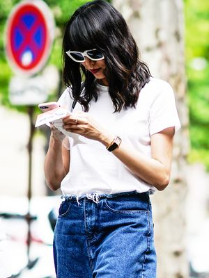 The Non-See-Through White T-Shirts We Swear By