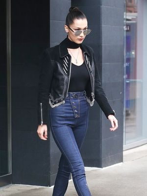 This Simple Denim Trend Is Suddenly Cool Again