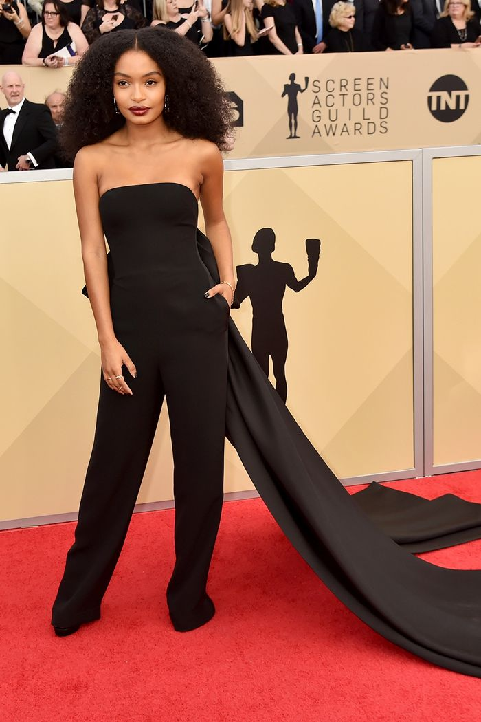 Sag Awards 2018 The Looks You Need To See Who What Wear