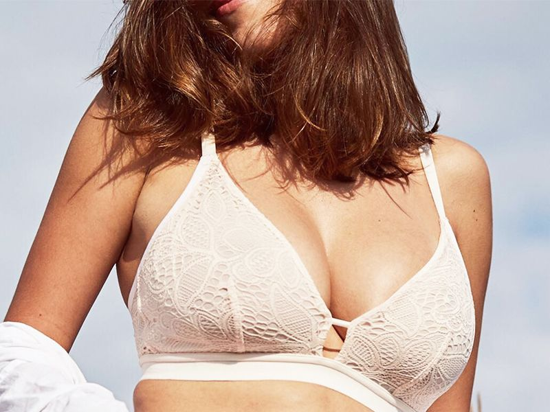 Finally, a Pretty Bralette That Offers Sizes Up to 38DDD