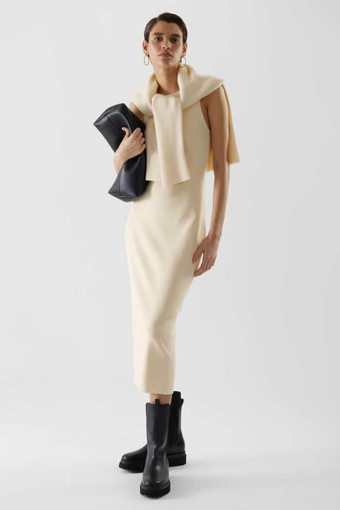 Cos Midi Tube Dress