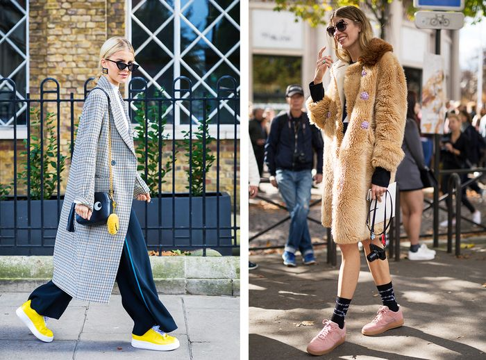pulmón jalea preparar  Nike Sneakers: How to Wear These 5 Street Style Favourites | Who What Wear