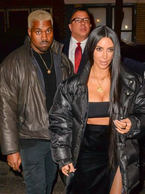 It's Official: Kim and Kanye Have Picked a (Very Uncommon) Baby Name