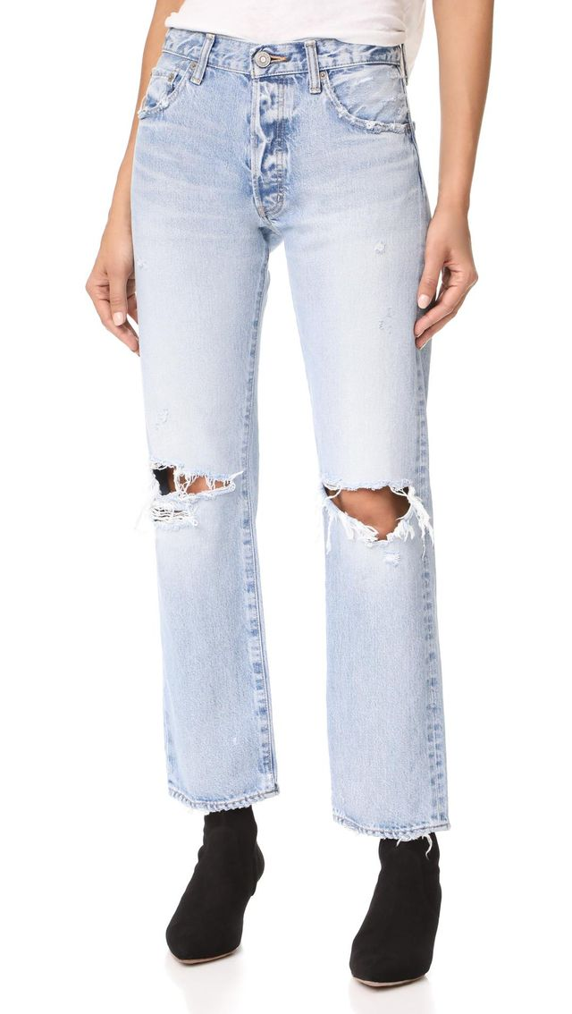 MV Mesa Straight Leg Jeans