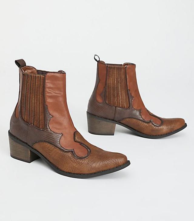 Vegan Cavalier Boot by Matisse at Free People
