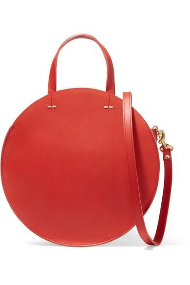 Alistair Small Leather Shoulder Bag