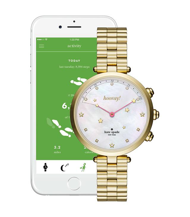 Women's Kate Spade New York Holland Hybrid Bracelet Watch