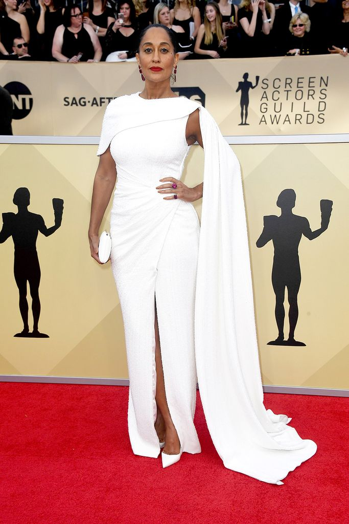 Tracee Ellis Ross SAG Awards 2018