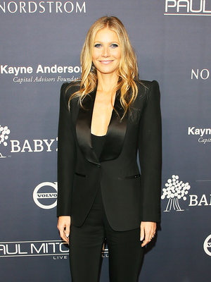 Gwyneth Paltrow Just Debuted Her Stunning Engagement Ring on the Red Carpet