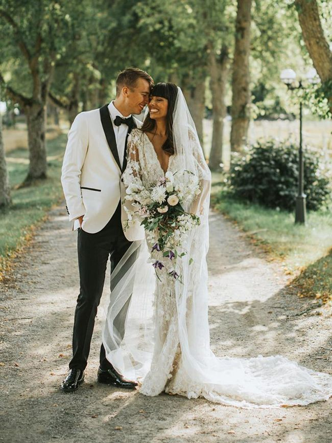 Fashion Blogger Wedding Dresses