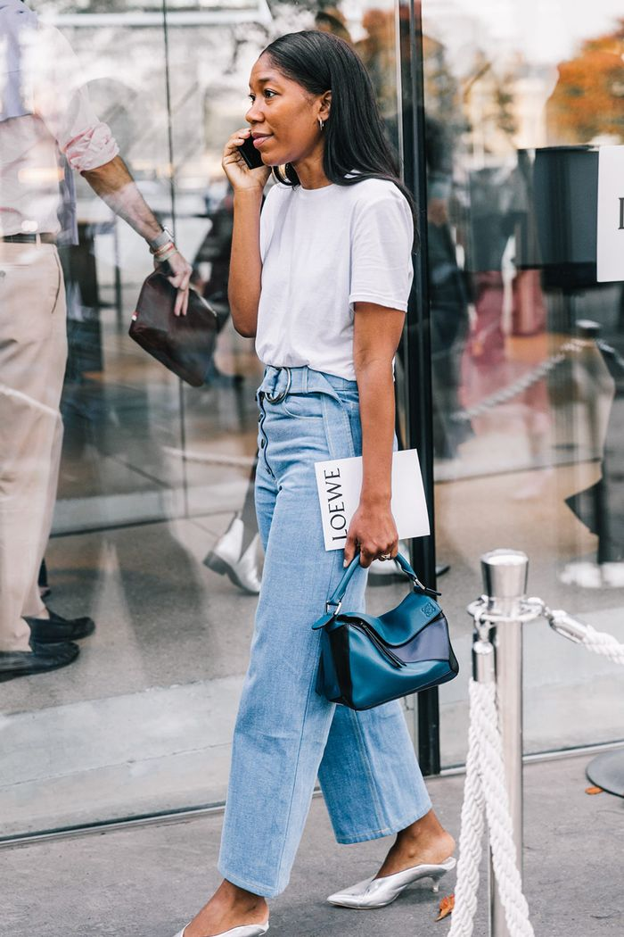 Plan Your Best Outfits of 2018 With These 8 Street Style Pics | Who What Wear