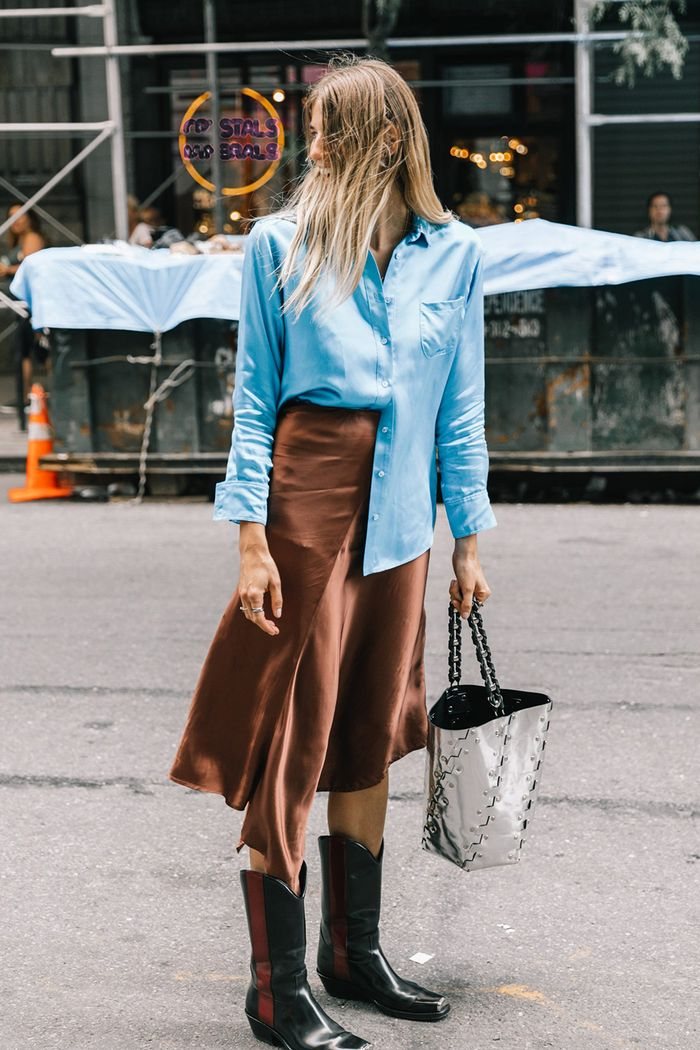 Plan your best outfits of 2018 with these 8 street style for Oficinas chicas