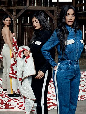 Guess Which Brand Landed Every Kardashian Sister in One Campaign