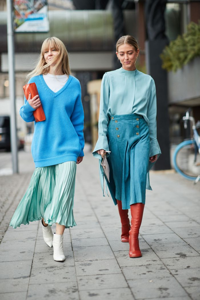 The Best Street Style Looks From Stockholm Fashion Week