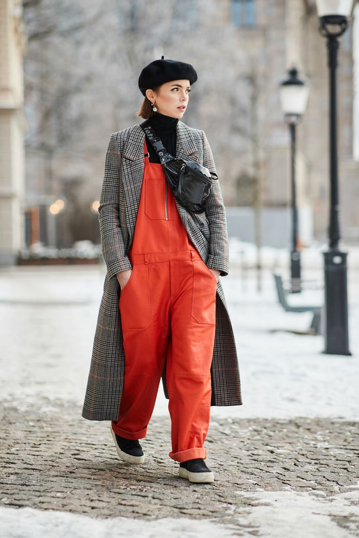 Stockholm Fashion Week Street Style Who What Wear