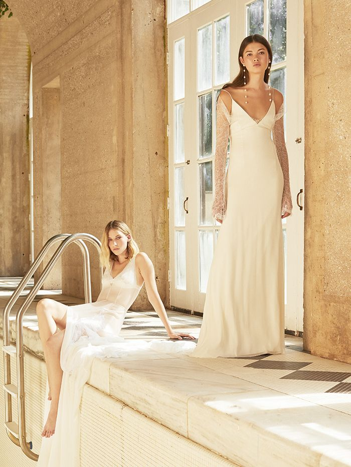 The top bridal designers of 2018 who what wear junglespirit Images