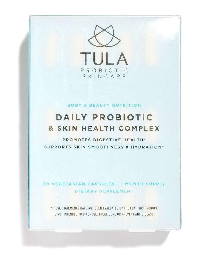 Daily Probiotic & Skin Health Complex by Tula