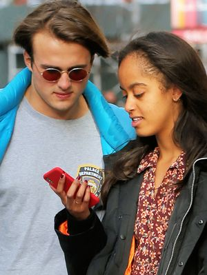 Malia Obama Wore a Coordinated Outfit With Her Rumored Boyfriend