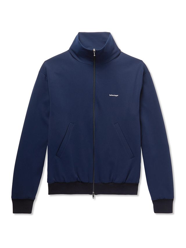 Balenciaga x Mr Porter Jersey Track Jacket
