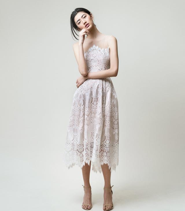 Alexandra Grecco Aveline Dress