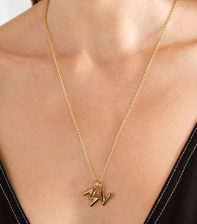 A guide to picking the right necklace lengths whowhatwear au rolo 24 gold vermeil chain aloadofball Gallery
