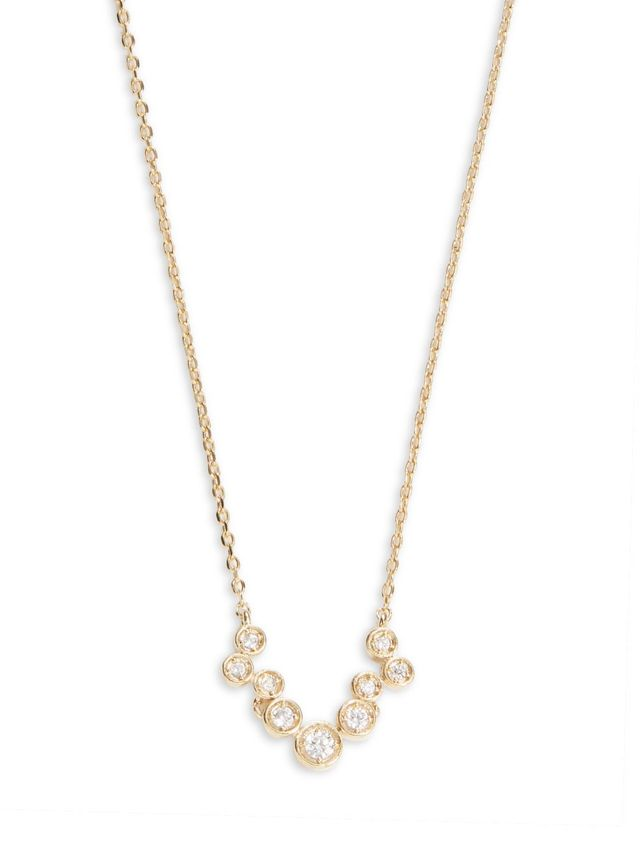 Tai Crystal Bubbles Necklace