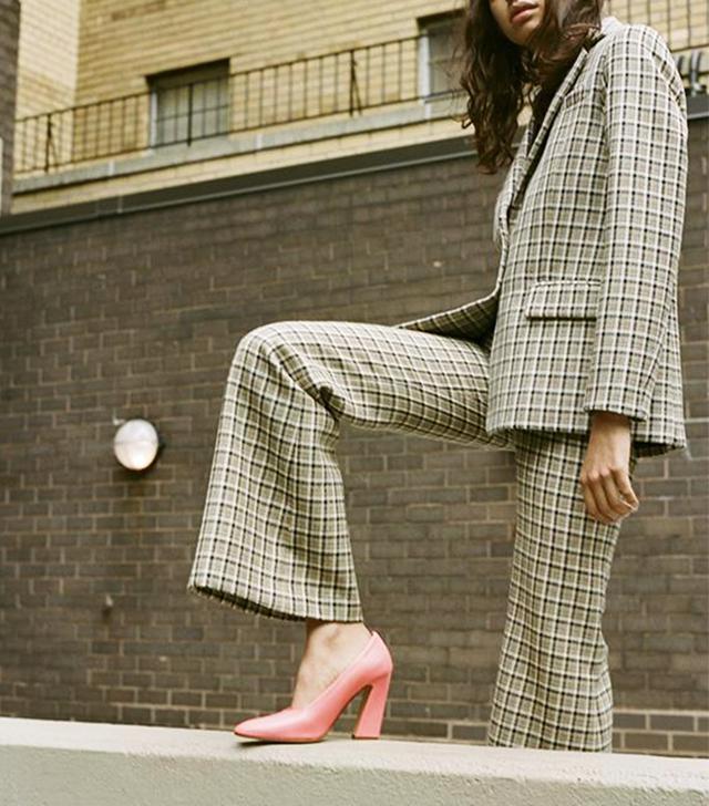 Maryam Nassir Zadeh Sun Trousers
