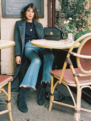 Let's Talk About 'French Girl Style' in 2018