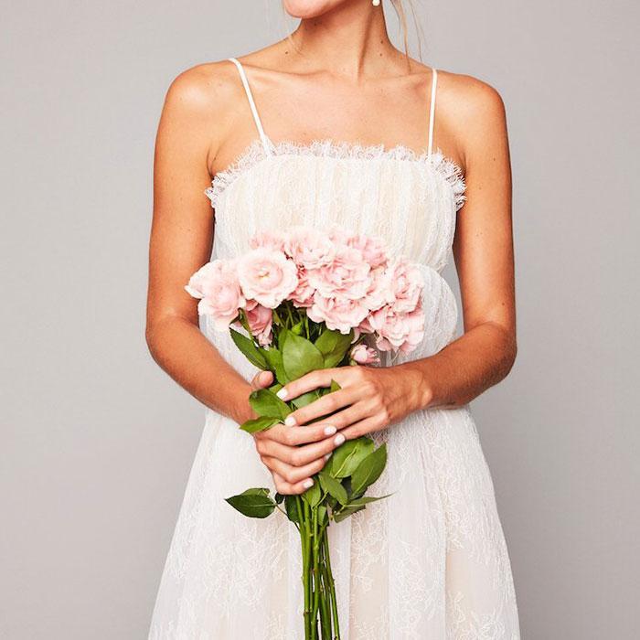 The Best Wedding Dress Style for Short Girls