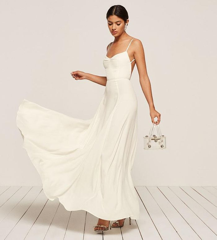 The Best Wedding Dress Style for Short Girls | Who What Wear