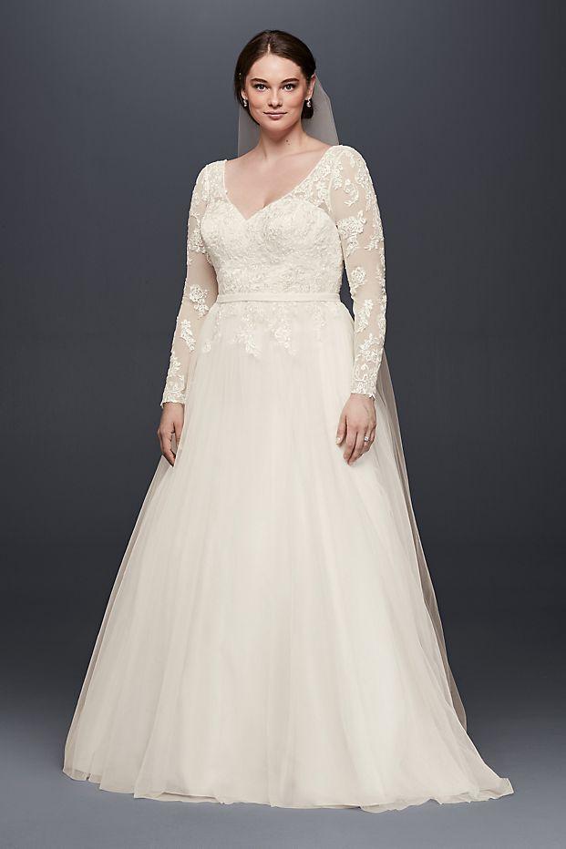 Short Girl Wedding Dress