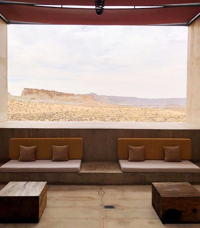 Best Luxury hotels: Amangiri Utah