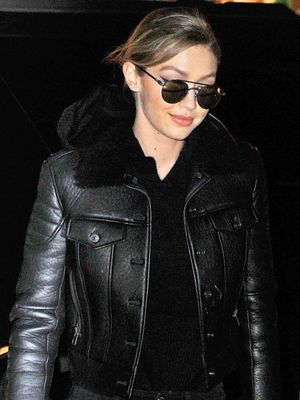 "Gigi Hadid's Skinny Jeans Are ""as Light as Air"""