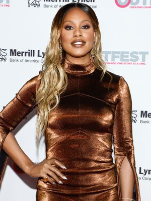 Laverne Cox Made History With Her Latest Cover Shoot