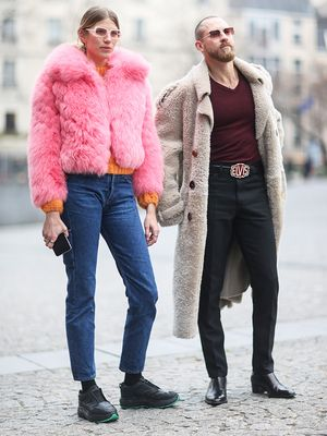 The Coolest Couple in Fashion Just Announced Their Pregnancy