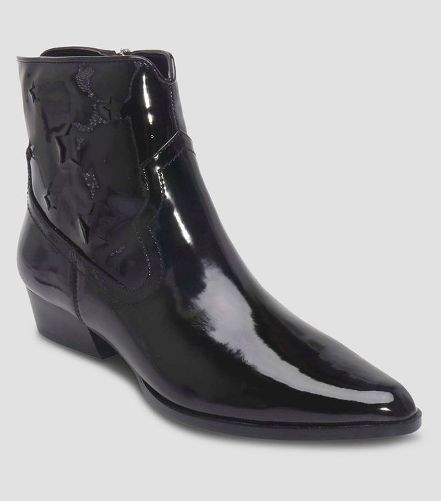 Who What Wear Behati Bootie