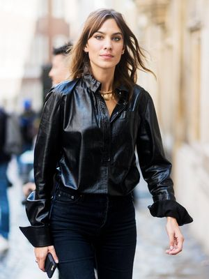 Alexa Chung Just Wore the Outfit She Leaned on Back in 2009