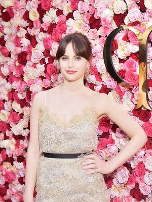 Felicity Jones's Secret to Staying in Shape Is Impersonating Someone Else