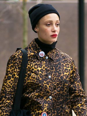 How Adwoa Aboah Styles Ugg Boots for a Day in NYC