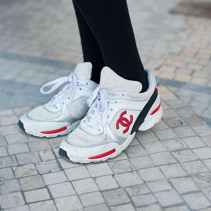 These £710 Chanel Sneakers Are Going to Be the Next Big Thing