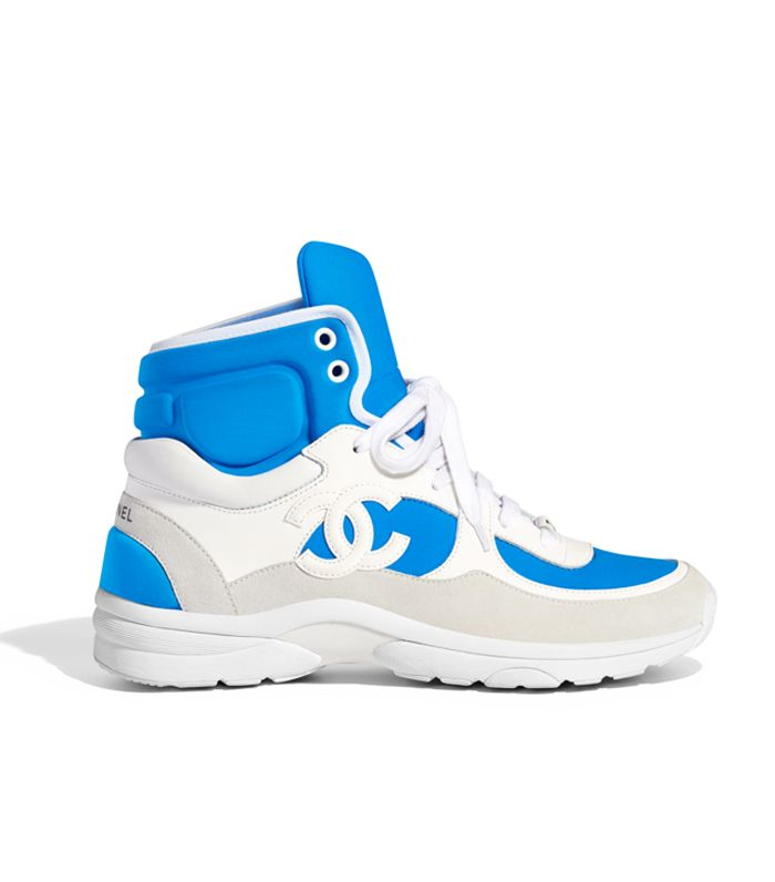 Chanel Trainers: Everyone's Going to