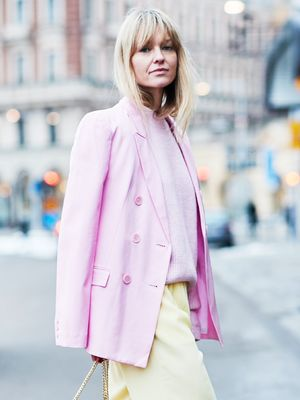 One Super-Cool Scandi Girl and the 4 Colour Combinations You'll Copy This Year