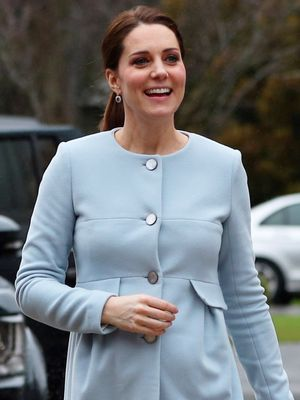Kate Middleton Brought Back This Head-to-Toe Maternity Look From 2015