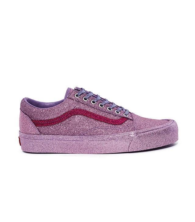 Vans for Opening Ceremony Glitter OG Old Skool LX Sneaker