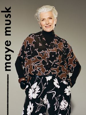 We Love Maye Musk's Style, But Her Life Advice Is Next-Level