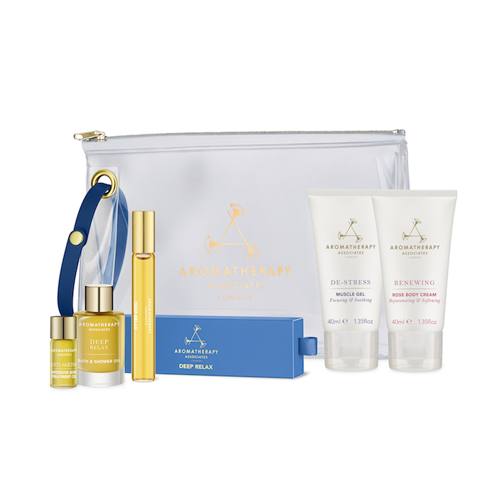 Sleep and Recover Collection by Aromatherapy Associates