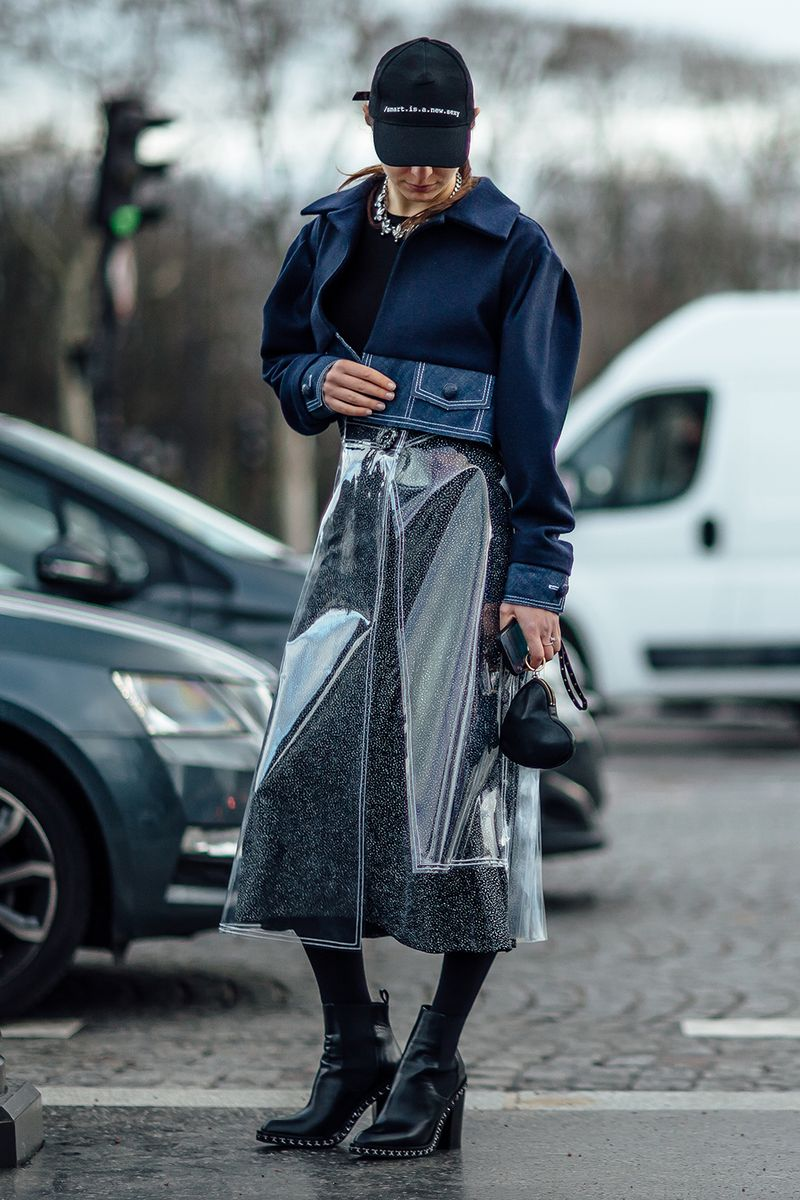 The Most Gorgeous Street Style Photos From Couture Fashion