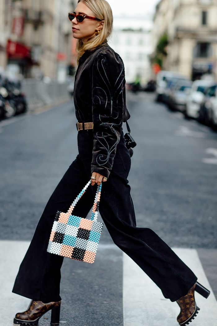 The Most Gorgeous Street Style Photos From Couture Fashion Week Who What Wear