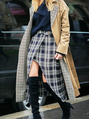 The New Skirt Style We'll Be Wearing This Spring